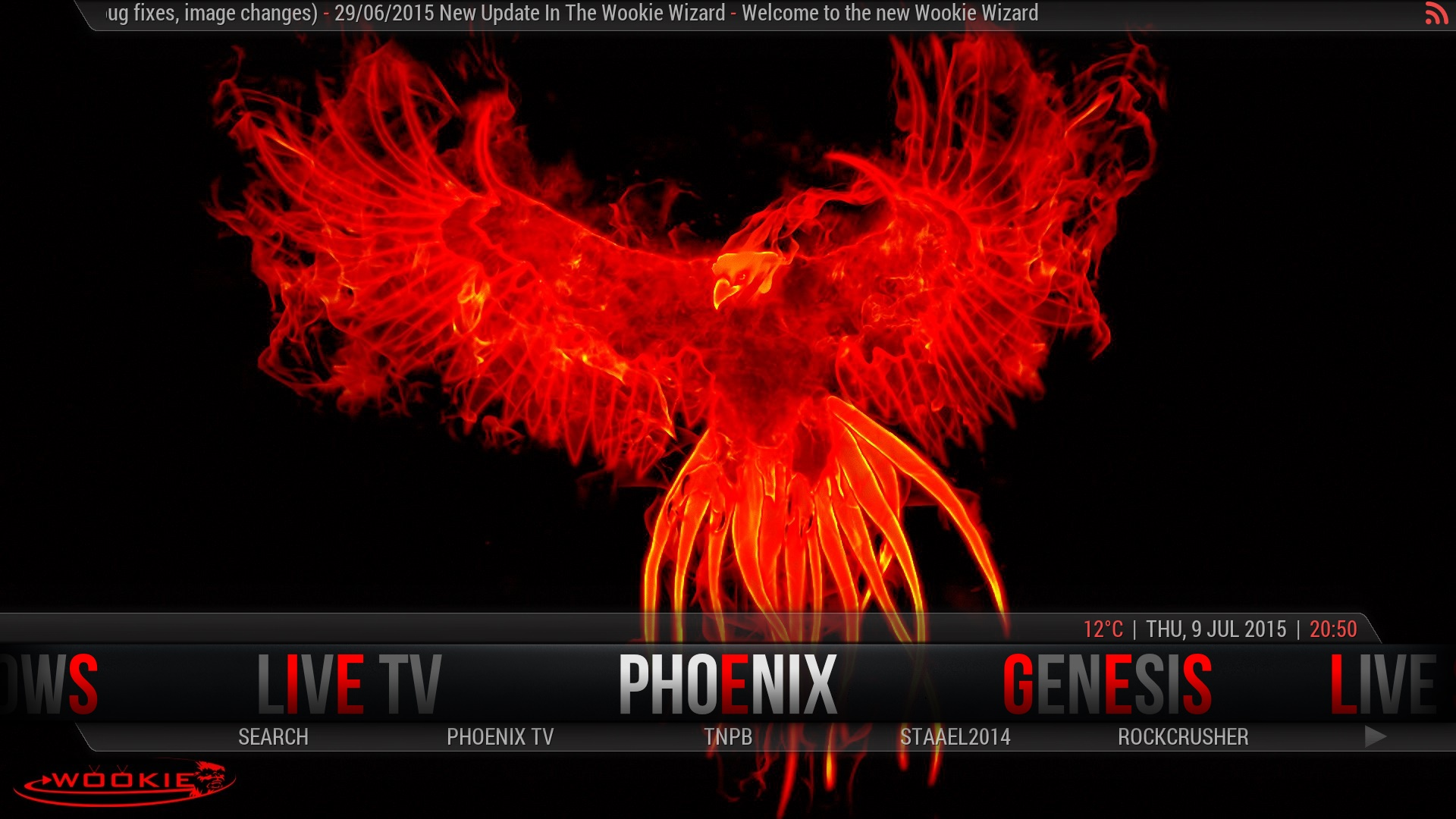 Once the footbal...Phoenix Tv